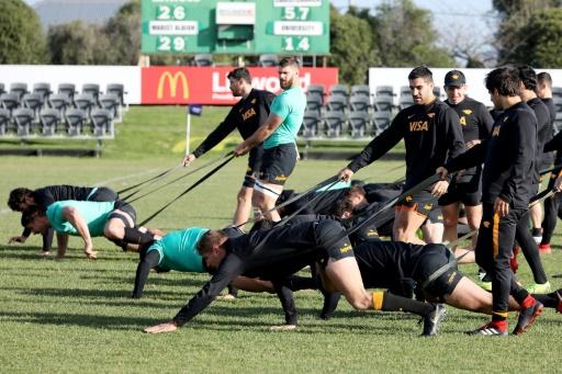 Super Rugby: les Jaguares face à l'Histoire