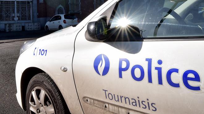 Tournai: un individu rend visite à sa compagne hospitalisée et il la frappe