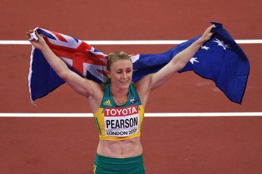 Athlétisme: Sally Pearson encore blessée