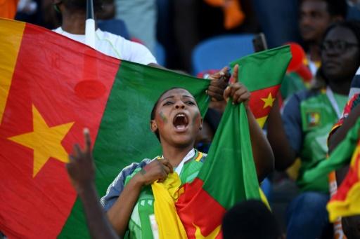 CAN-2019: les Camerounais d'Egypte en supporters