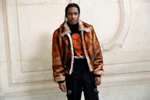 Suède: le rappeur ASAP Rocky placé en détention après une bagarre