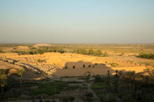 Irak: Babylone inscrite au patrimoine mondial de l'Unesco