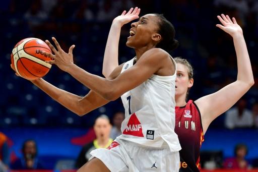 Euro de basket: avec cette Gruda tout est possible pour les Bleues