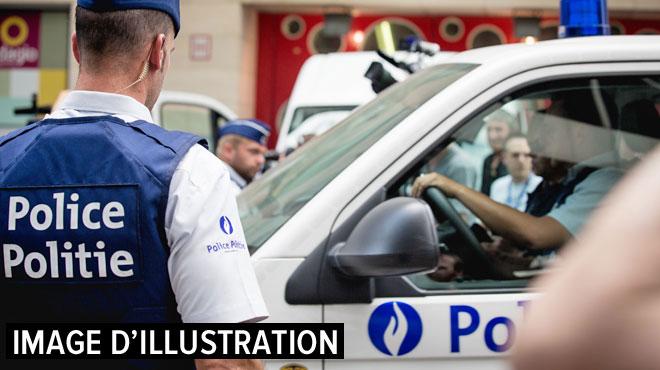 Tournai: en pleine nuit, un habitant se fait rouer de coups par 3 malfrats pour une télé et une PS4