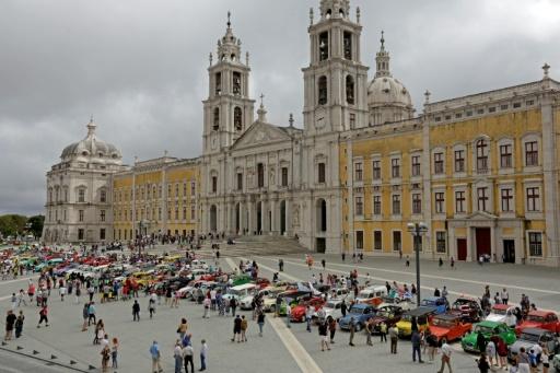 Portugal: le monumental palais de Mafra classé par l'Unesco