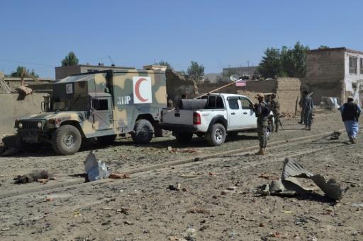Afghanistan: au moins 12 morts dans un attentat-suicide taliban