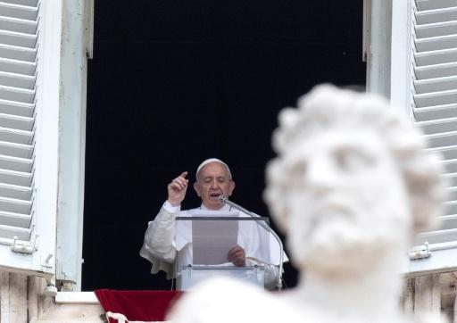 Libye: le pape appelle à des