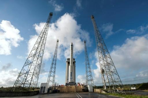 Kourou: le tir d'une fusée Vega à nouveau repoussé à cause du vent