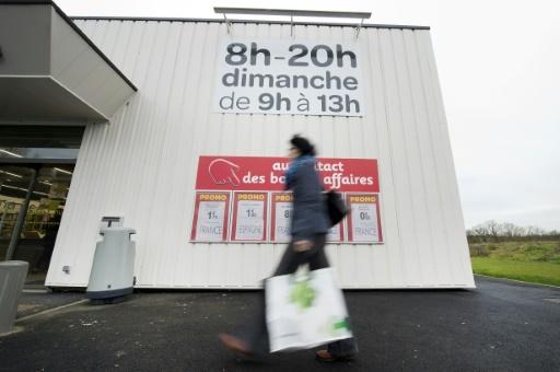 Rassemblement près de Rennes contre l'ouverture de supermarchés le dimanche