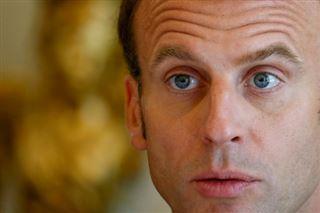 Copies du bac- On ne peut pas prendre nos enfants et leurs familles en otage, déclare Macron