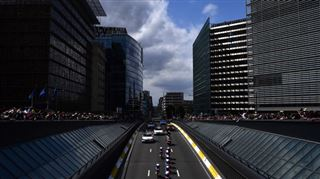 Des mesures radicales ont été prises pour les voitures mal garées pendant le passage du Tour de France à Bruxelles