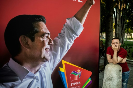 Grèce: Alexis Tsipras ou le pari perdu du Premier ministre anti-austérité