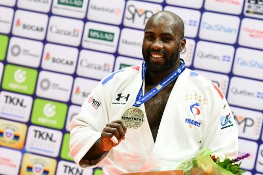 Judo: Teddy Riner revient en force à Montréal, cap sur Tokyo