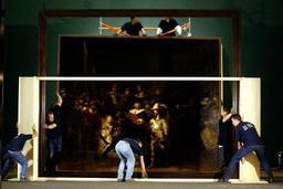 La restauration du célèbre Rembrandt