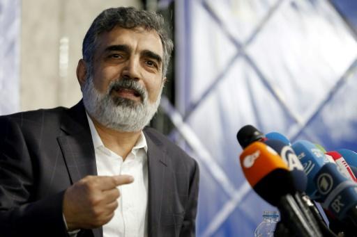 Uranium enrichi: l'Iran dit avoir