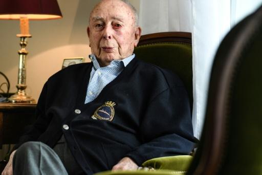 Décès à 97 ans de Georges Ménage, ancien marin des Forces françaises libres