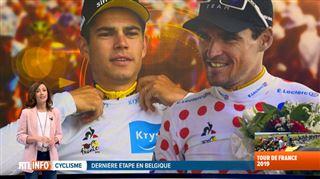 Tour de France- où en sont les coureurs belges après deux étapes? (vidéo)