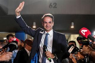 Kyriakos Mitsotakis, l'héritier de droite qui a fait tomber Tsipras