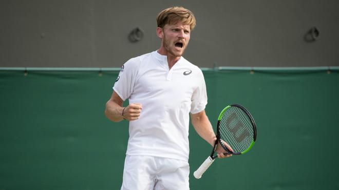 Les trois légendes et un néophyte en demi-finales — Wimbledon