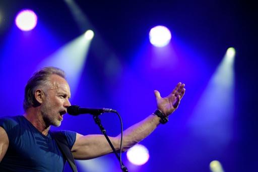 Sting annule un concert en Belgique pour raisons médicales