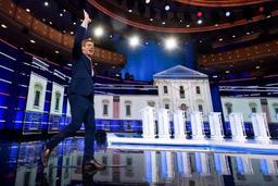 Présidentielle 2020 aux Etats-Unis - Un premier candidat démocrate, Eric Swalwell, jette l'éponge