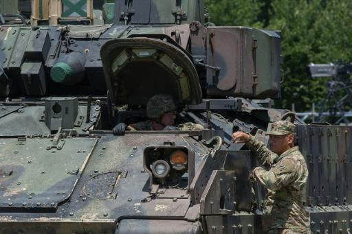 Washington approuve une importante vente d'armes à Taïwan