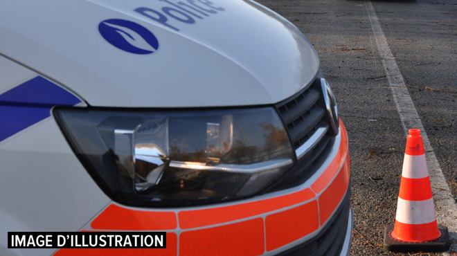Un conducteur fantôme a provoqué la mort d'une personne cette nuit à Loncin