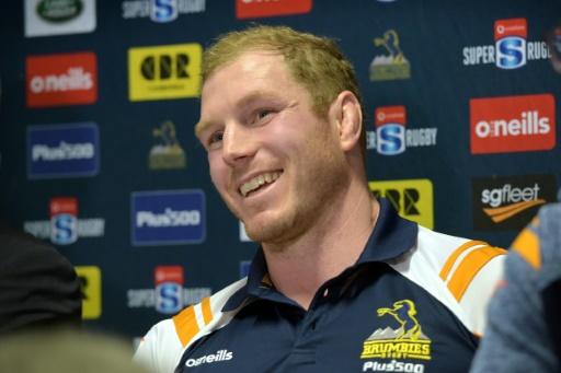 Rugby: O'Connor et Pocock rejoignent le camp des Wallabies en Afrique du Sud