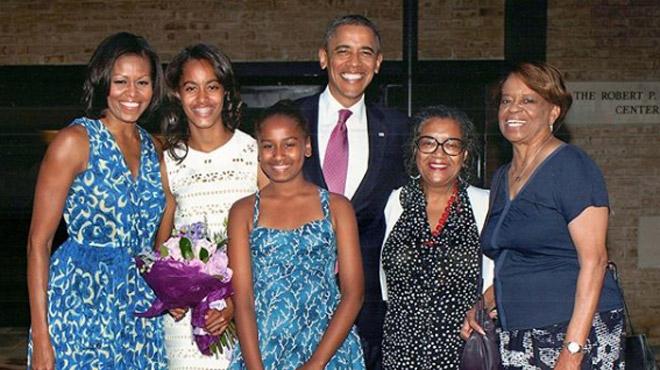 Les révélations de Michelle Obama sur ses filles à la Maison Blanche: