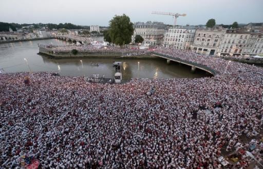 Fêtes de Bayonne: l'expérience payante 2018 reconduite pour financer la sécurité