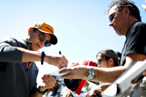 F1: Norris et Sainz prolongent chez McLaren