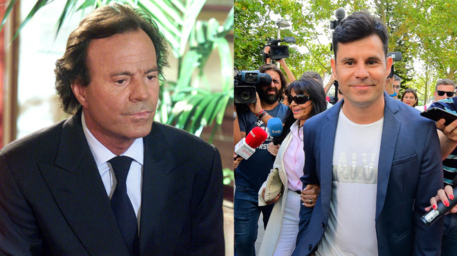 Qui est Javier Santos, reconnu comme son fils biologique — Julio Iglesias