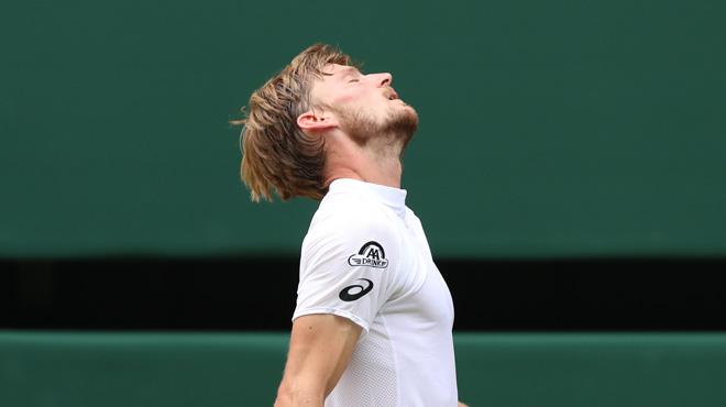 Goffin quitte Wimbledon: le maître Djokovic ne lui a laissé AUCUNE chance