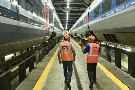 La SNCF fait circuler un train télécommandé