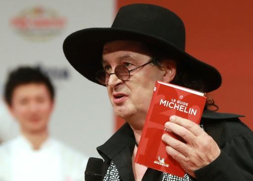 Gastronomie: le chef Marc Veyrat se retire du guide Michelin