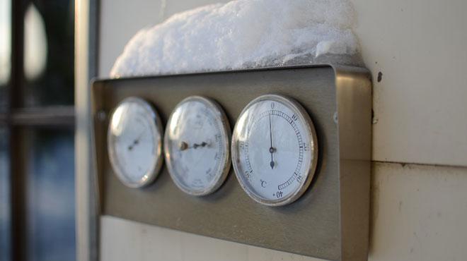 Changements climatiques: vers la DISPARITION des températures négatives en Belgique dès 2060?