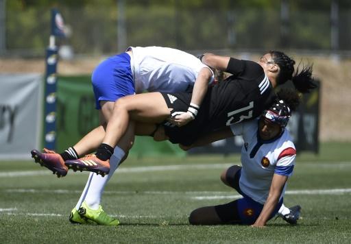 Super Series: les Bleues craquent sur la fin contre les Anglaises