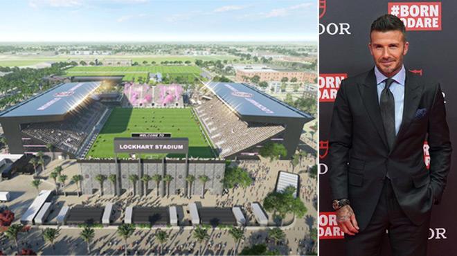 Nouvelle avancée significative pour le club de David Beckham en MLS