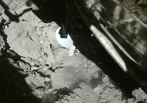 La sonde japonaise Hayabusa2 se pose à nouveau sur un astéroïde