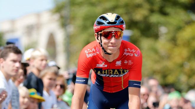Tour de France: l'exploit du Belge Dylan Teuns qui remporte la 6e étape