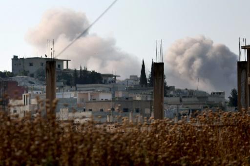Syrie : 22 combattants tués dans les affrontements entre régime et jihadistes