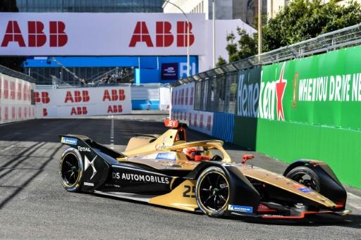 Formule E: Vergne espère un 2e titre à l'issue de la