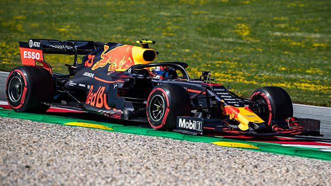 F1: Pierre Gasly domine la première séance d'essais libres à Silverstone