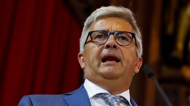 Le président du parlement flamand démissionne: l'élu N-VA se défend d'être lié à un dossier de fraude impliquant une prostituée