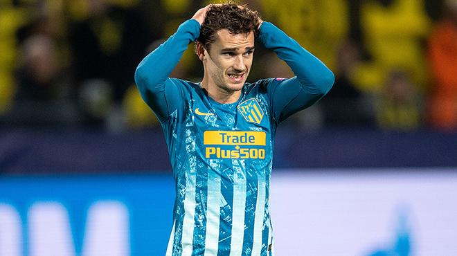 Une surprise à 80 millions d'euros ? L'Atlético Madrid ATTAQUE le FC Barcelone après le transfert de Griezmann