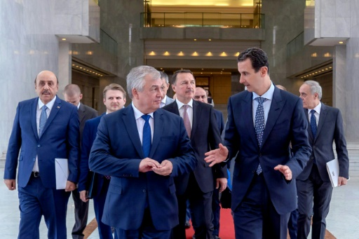 Syrie: Assad promet de