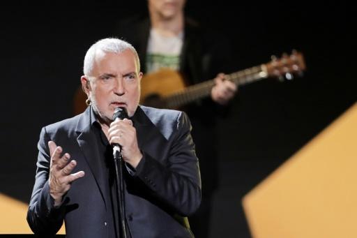 Bernard Lavilliers, opéré cette semaine, sur scène dès dimanche