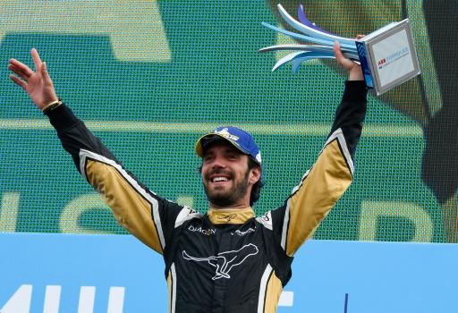 Formule E: Jean-Eric Vergne ne veut pas se mettre la pression