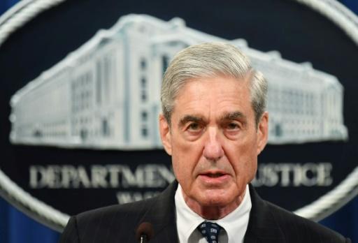 Enquête russe: l'audition au Congrès du procureur Mueller reportée d'une semaine