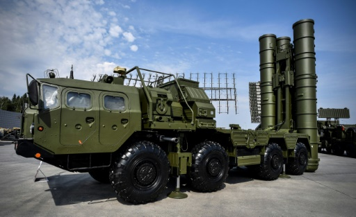 Le S-400, fleuron de la défense antiaérienne russe